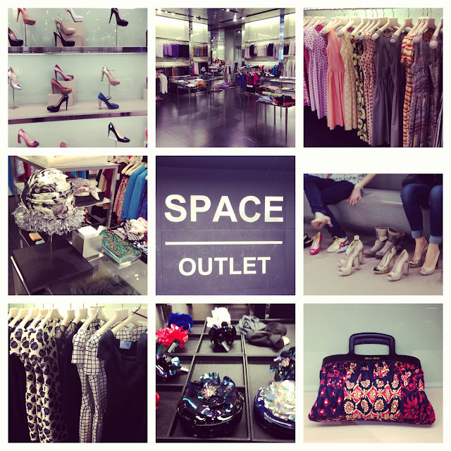85a2c10a514 Prada (Space) Outlet in Montevarchi Tuscany!