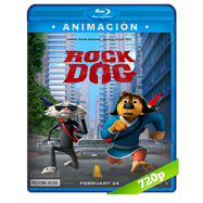 Rock Dog: El Perro Rockero (2016) BRRip 720p Audio Dual Latino-Ingles