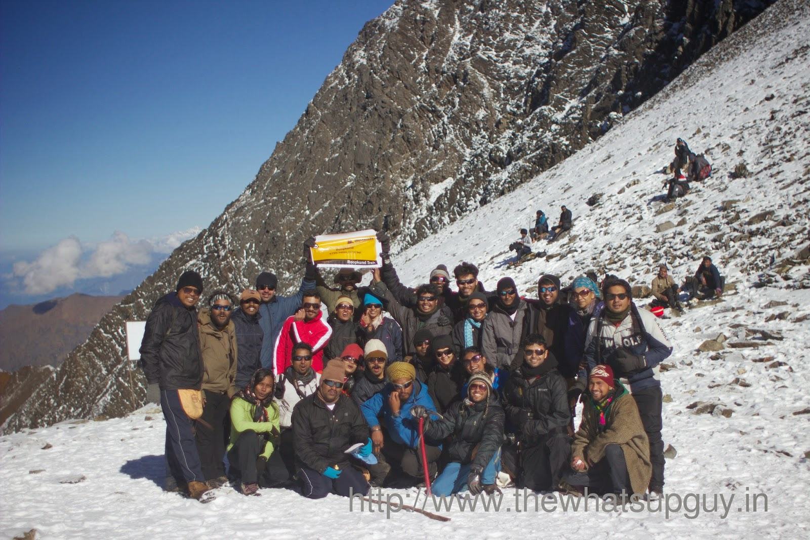 Batch Roopkund Trek With India Hikes