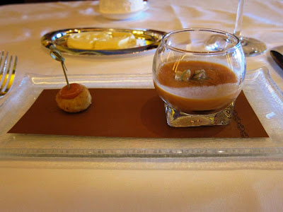Amuse Bouche at Le Cirque