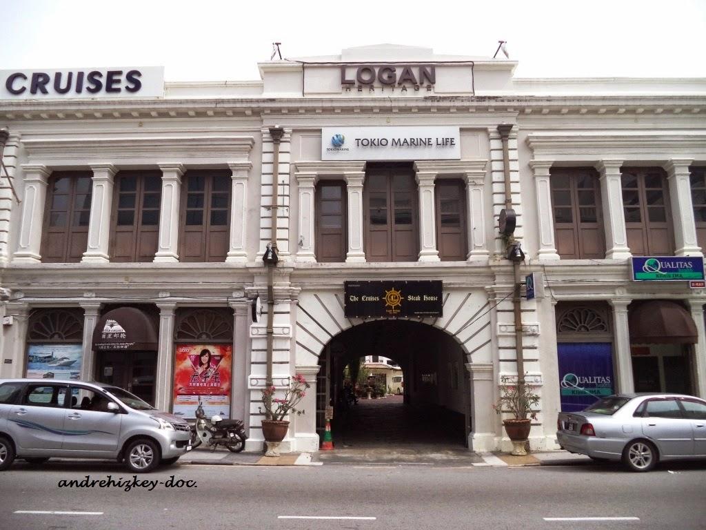 logan office at beach street, penang