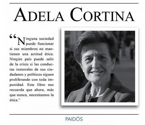 C psulas de competitividad y excelencia que ya no siga la corrupci n - Adela cortina libros ...