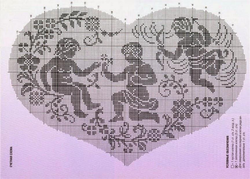 Схема для вышивки бисером дарья