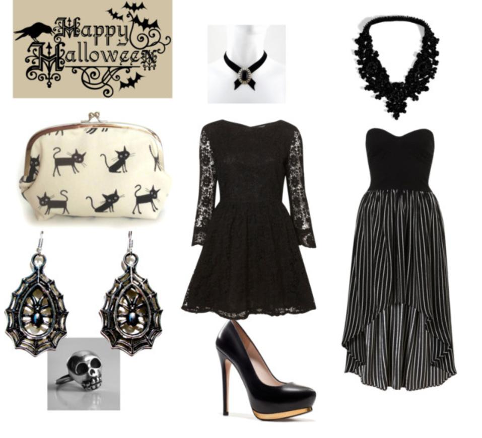 Outfit Elegante Juvenil Noche
