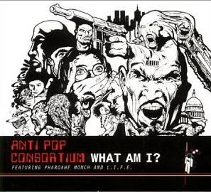 Antipop Consortium – What Am I? EP (CD) (2000) (320 kbps)