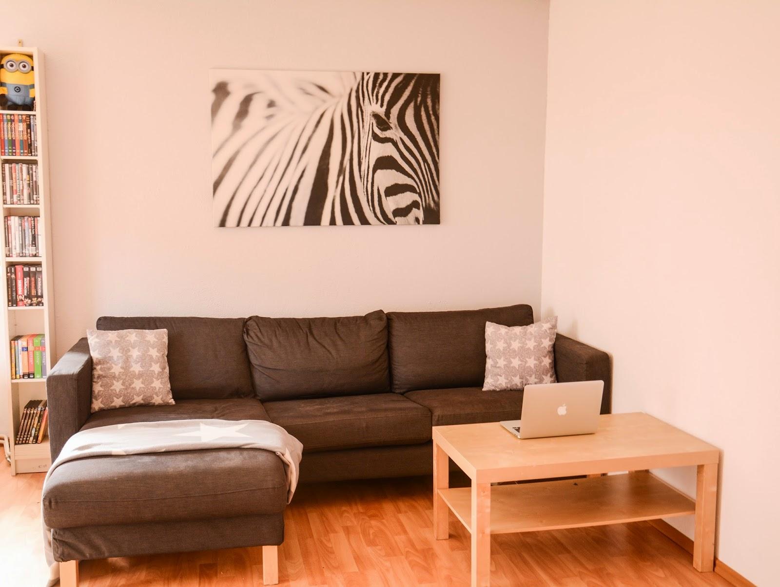 Stadtkind design: unser wohnzimmer
