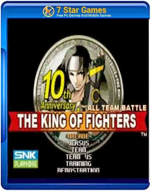 Download Games The King Of Fighters 10 Th Anniversary