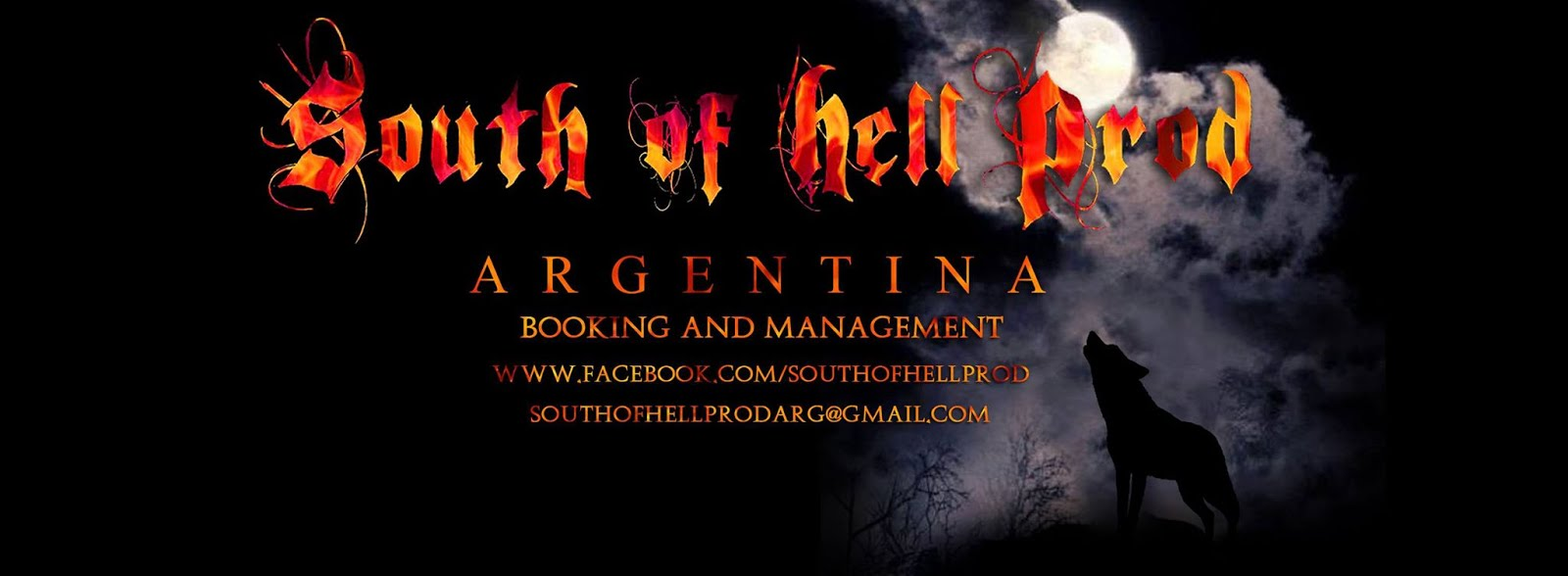 SOUTH OF HELL PROD