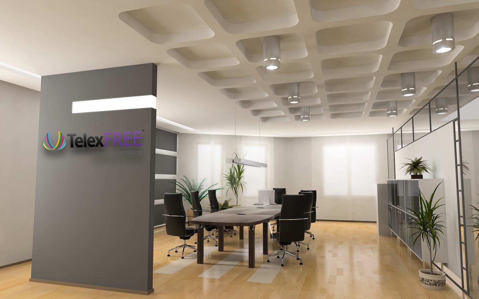 Офис компании Телексфри в США