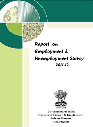 REPORT ON EMPLOYMENT & UNEMPLOYMENT SURVEY 2011-12