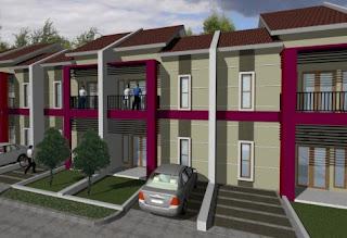 Desain Rumah Minimalis Type 36 72 Terbaru