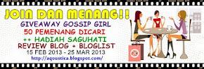 Giveaway Gossip Girl