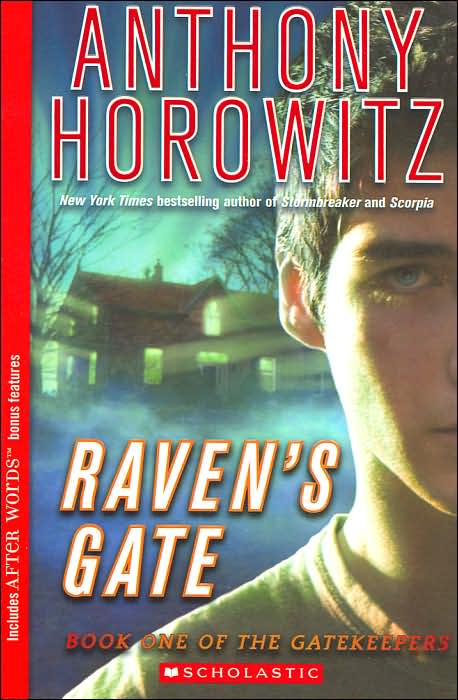 ravens gate Raven's gate: the gatekeepers, book 1 (unabridged) audiobook, by anthony horowitz matt is being punished for a crime he saw, but didn't commit instead of being locked up, he is being sent to the middle of nowhere to live with a new foster mom, as part of a government scheme called the leaf project but matt's new home provides anything but peace and quiet.
