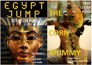 2 NEW. EGYPT JUMP... and THE CORN MUMMY