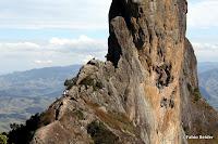 Ponta extrema do Bauzinho (Pedra do Baú)
