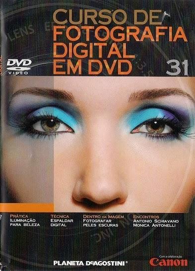 Curso Fotografia Planeta Agostini DVD4