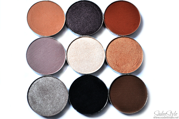 Makeup Geek Eyeshadows Starter Kit