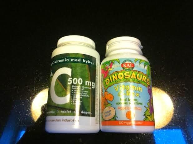 Как бороться с аллергией. Пейте как минимум 2 грамма витамина С в день