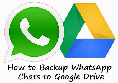 How to Back Up  WhatsApp Chats History and images to Google Drive