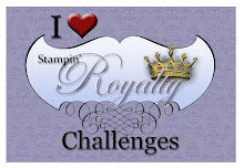 I love Stampin' Royalty Challenges