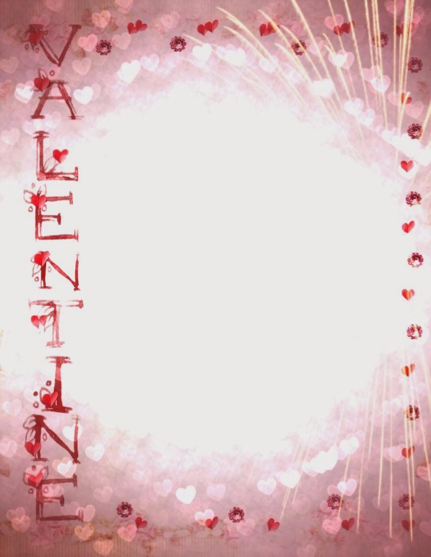850 x 1100 jpeg 84kB, Valentine Borders Valentine borders