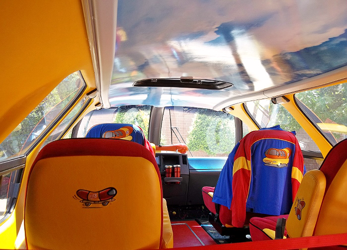 I saw the #Wienermobile, and you can too! Check out the http://hotdoggerblog.com