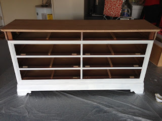 All Things Harrigan Refinished Dresser
