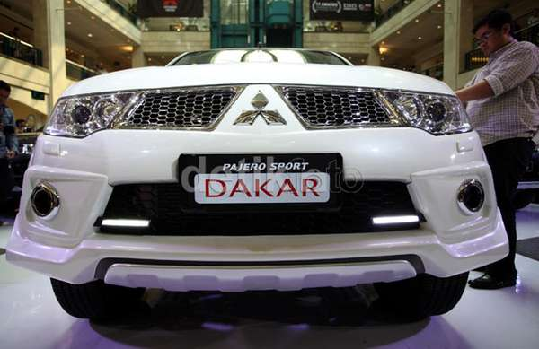 Pajero Sport Limited Edition Officially Launched