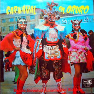 Banda Juventud Amantes del Folklore - Carnaval en Oruro