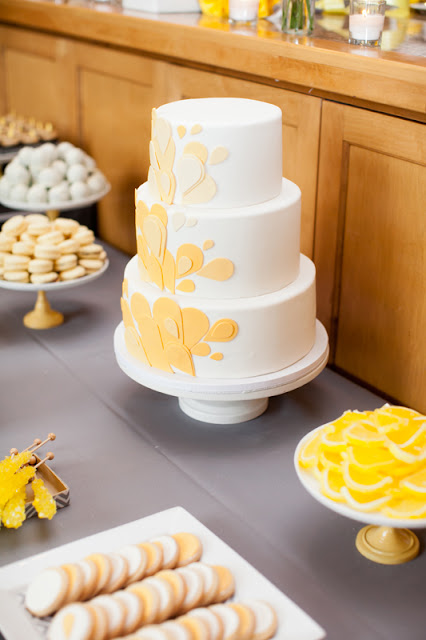 Twin Cities Wedding Dessert Table