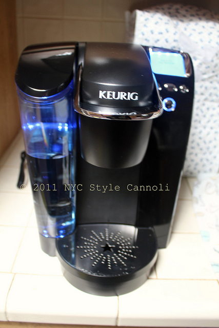 Keurig Coffee Maker Not Enough Water : NYC, Style and a little Cannoli: Keurig Coffee Maker Review and Giveaway