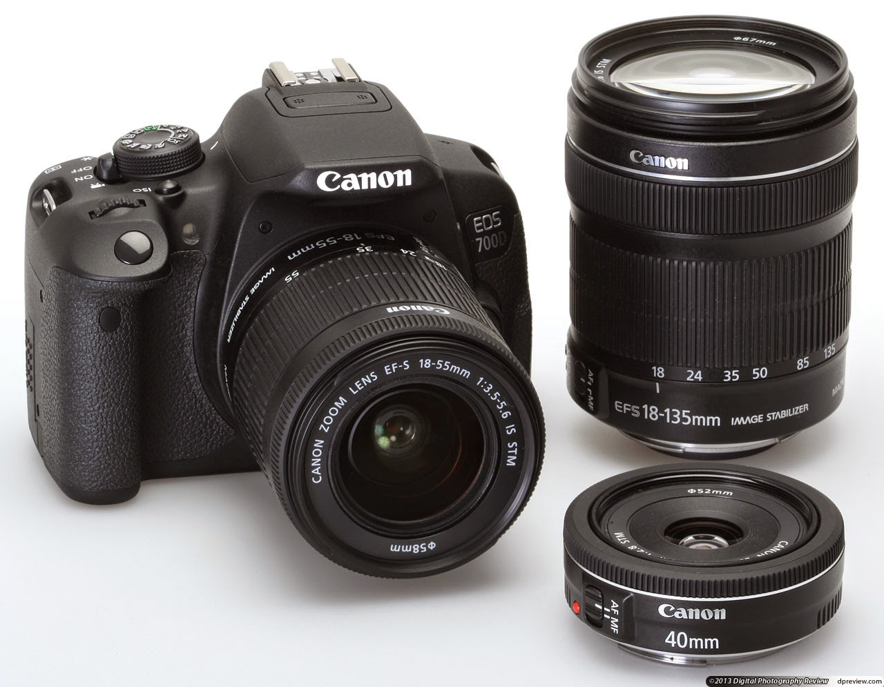 Canon EOS 700D review, Canon Rebel T5i review, Nikon D5300 review, Canon EOS 700D vs Nikon Nikon D5300, Full-HD video, new photographer