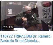 ENLACE A PROGRAMA TRIPALIUM DÍA 22/07/2011 CON LA PRESENCIA DEL POLITÓLOGO DR. RAMIRO BERARDO