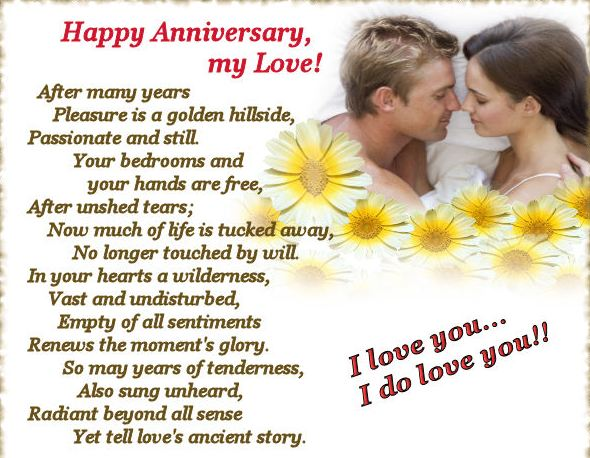 29th Wedding Anniversary Gift For Husband : ... Wedding Anniversary Quotes, Happy Anniversary Quotes, Anniversary