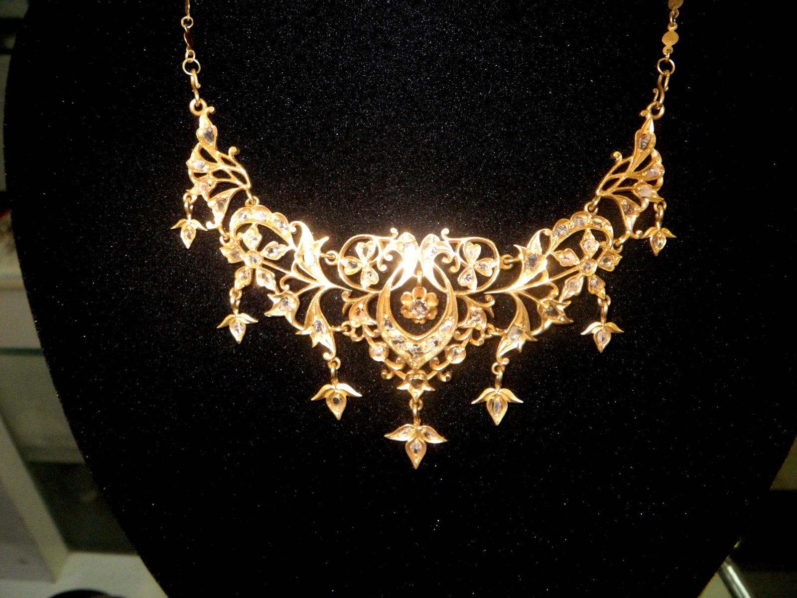 Erina Iwasaki Fashion Collection Vintage Intan Jewelries