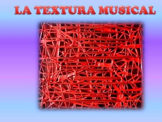 http://es.slideshare.net/abvsecades/la-textura-musical-5299278