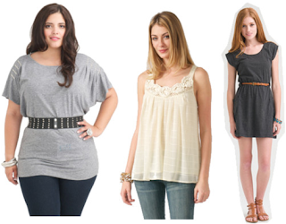 Clothing Stores For Hourglass Figures