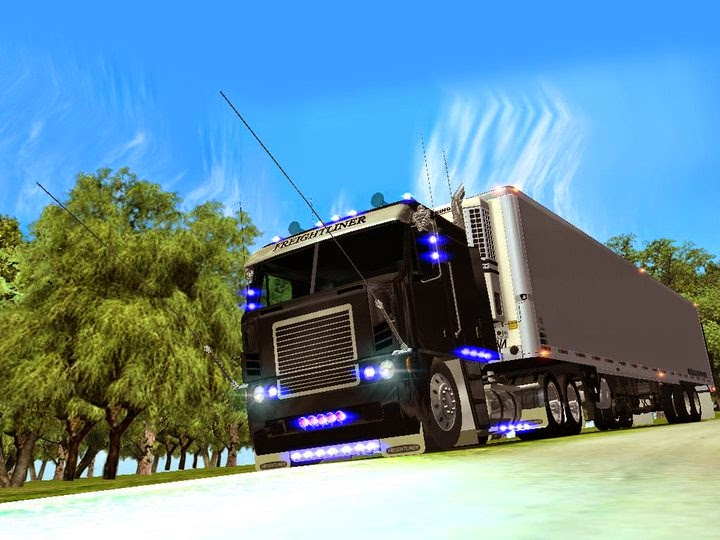 Download Game PC 18 Wheels Of Steel Haulin Gratis