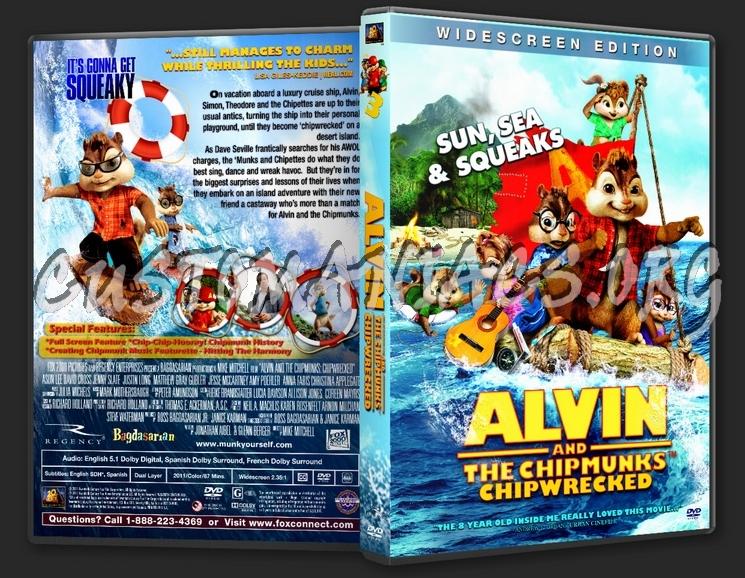 Alvin ve Sincaplar: Eğlence Adası   Alvin and the Chipmunks: Chip