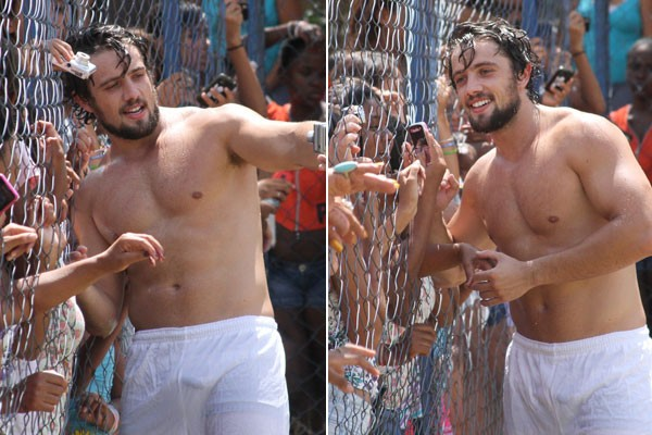 Humberto Martins Nude