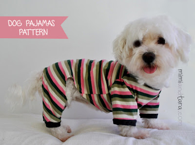 how to make dog clothes out of shirts