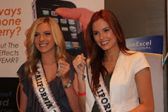 Miss Teen USA 2011 And Miss California Teen USA 2011