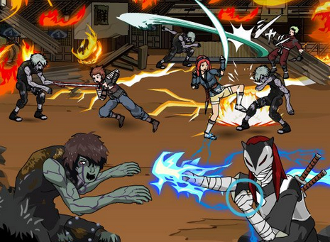 Cheat Ninja Saga Cp Tak Terbatas