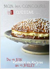 Mon 1er concours de cuisine : Recettes d'enfance (sur Kaderick en Kuizinn)