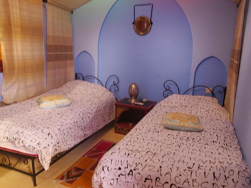 リヤドのお部屋