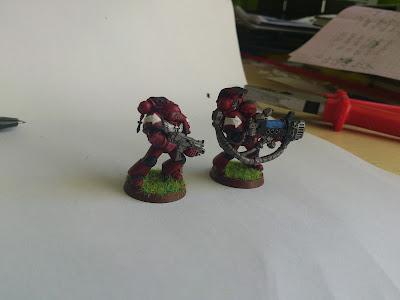 Dwóch Marinesów