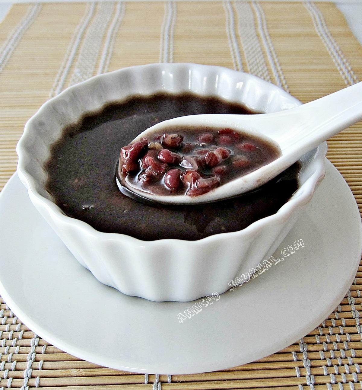 Red Bean Soup 红豆水 - Anncoo Journal