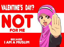 DP Gambar Tolak Valentine Day Say No to Valentines