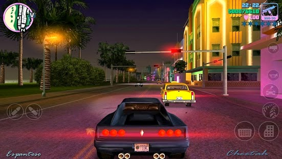 Grand Theft Auto (GTA) Vice City Apk+Data for Android