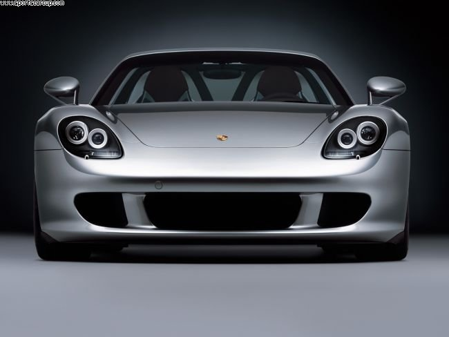 Porsche Carrera GT Sports Car Wallpapers
